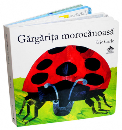 Gargarita morocanoasa - Eric Carle