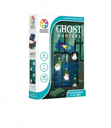 Ghost Hunters - Joc Educativ Smart Games