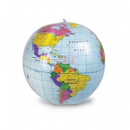 Globul pamantesc gonflabil1