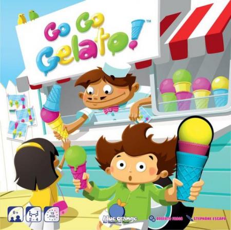 Go Go Gelato - Joc Educativ Blue Orange