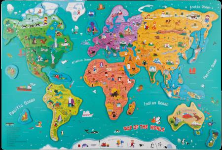 Harta lumii mare7