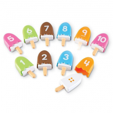 Inghetata cu cifre - Numberpops - Set educativ3