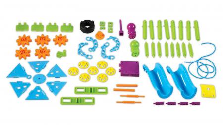 Inginerie si design pentru copii - Set de constructie5