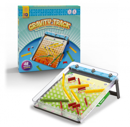 IQ Booster - Gravity Track