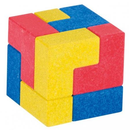 IQ game din piatra Cube [0]