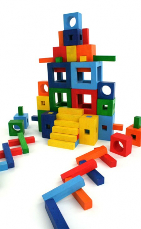Joc de constructie IQ Twig - Fat Brain Toys [5]