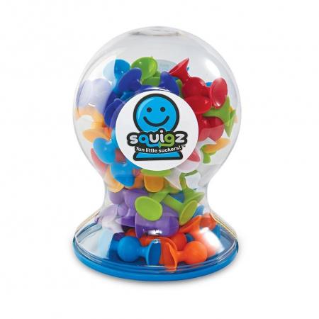 Joc de constructie Squigz Deluxe Set - Fat Brain Toys [0]