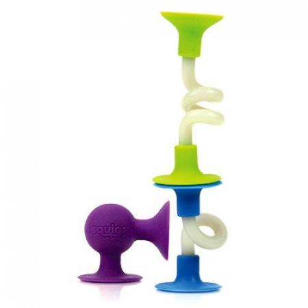 Joc de constructie Squigz Flexi Set - Fat Brain Toys [3]