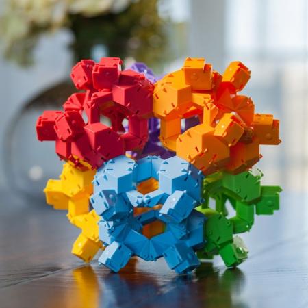 Joc de constructie Testoasele - Fat Brain Toys9