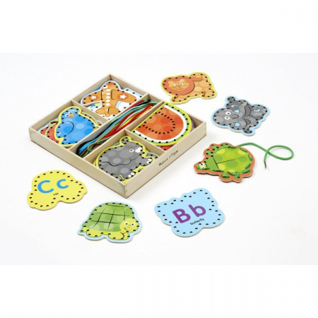 Joc de insiretat Carduri Alfabet3