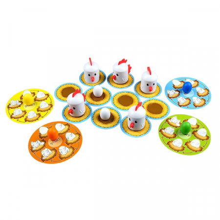 Joc de memorie Gainusele - Fat Brain Toys8