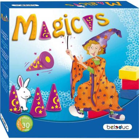 Magicus - Joc dezvoltare comunicare si socializare0