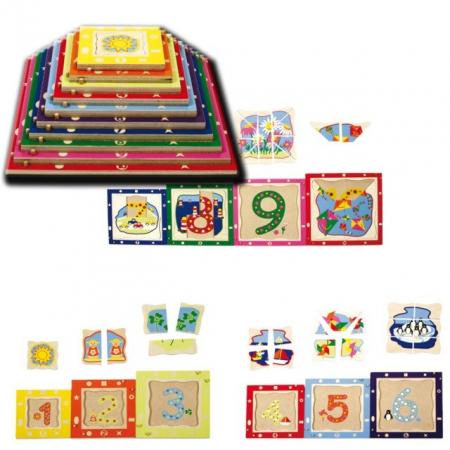 Joc puzzle Piramidix [2]