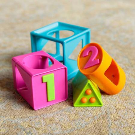 Jucarie bebe Cubul inteligent [1]