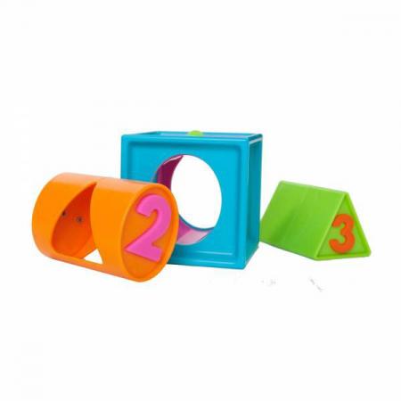 Jucarie bebe Cubul inteligent [3]