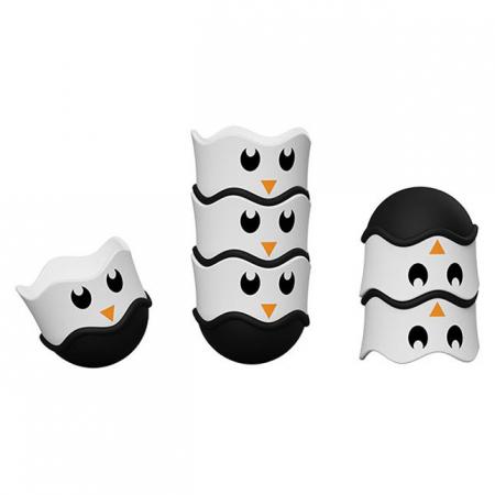Jucarie de baie Petrecerea Pinguinilor2