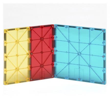 Magna-Tiles Extensie Dreptunghiuri - 8 piese1