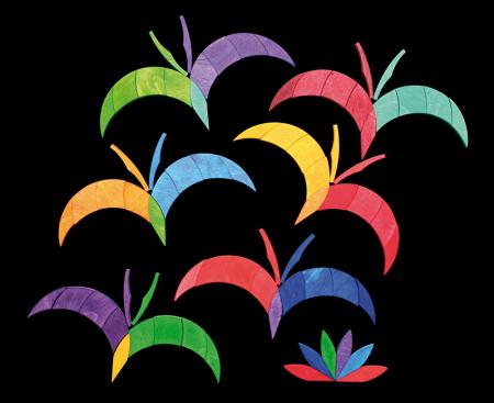 Mandala culorilor - puzzle magnetic [3]