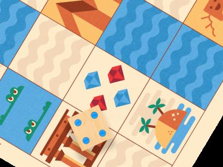 Accesorii Cubetto - Harta Egiptului