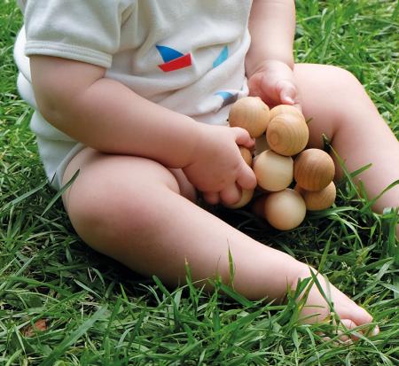 Margele pentru bebelusi natur [1]