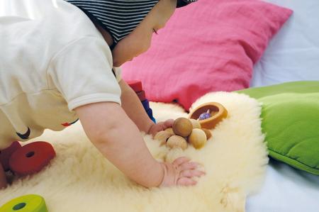 Margele pentru bebelusi natur [2]
