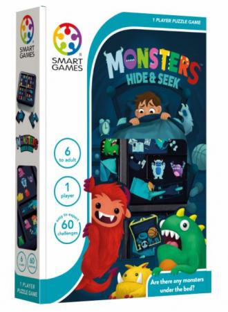 Monsters Hide and Seed - Joc de societate