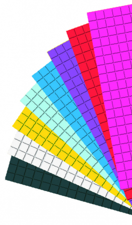 Mozaic cu fluturi - Set indemanare si creativitate [1]