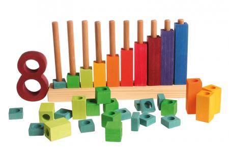 Numaratoare - Joc fractii si proportii copii [4]