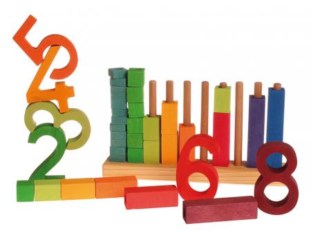 Numaratoare - Joc fractii si proportii copii [2]