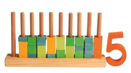 Numaratoare - Joc fractii si proportii copii [3]