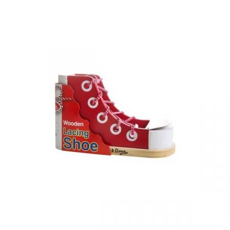 Pantof Cum sa legam sireturile [4]