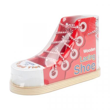 Pantof Cum sa legam sireturile [5]