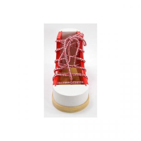 Pantof Cum sa legam sireturile [3]