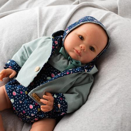 Bebelus reborn Joel - Papusa Gabi Moon