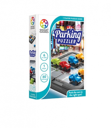 Parking Puzzler - Joc Educativ Smart Games