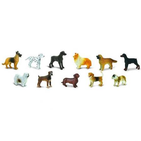 Rase caini - Set 11 figurine0
