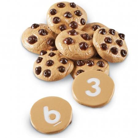 Prajiturele cu numere - Counting Cookies - Set de numarat0