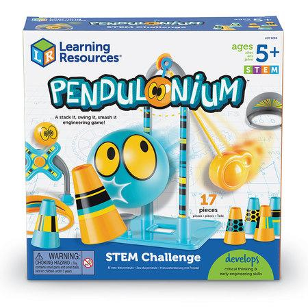 Provocarea Pendulonium - set educativ STEM1