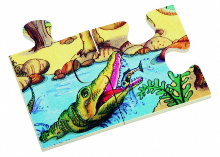 Puzzle de podea Dino5