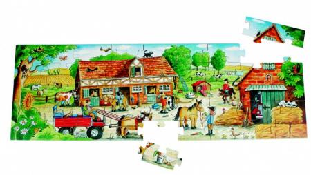 Puzzle de podea Ferma Poneilor [2]