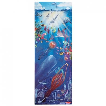 Puzzle de podea In adancurile Oceanului