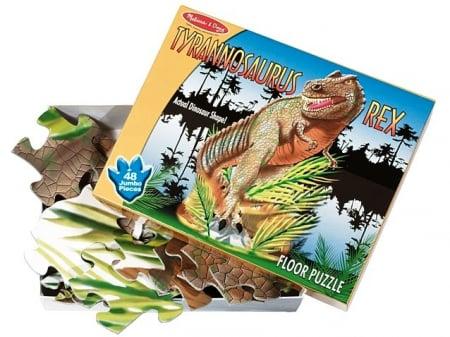 Puzzle de podea T-Rex1