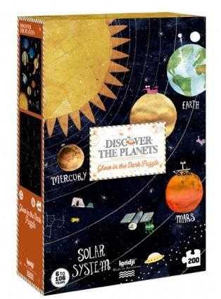Puzzle Londji Descopera cosmosul