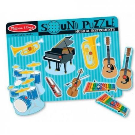 Puzzle sonor Instrumente muzicale [0]