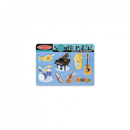 Puzzle sonor Instrumente muzicale [1]