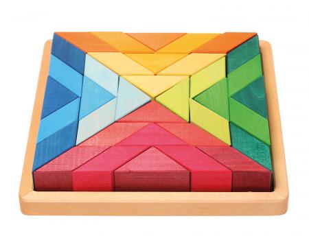 Puzzle Square Indian0