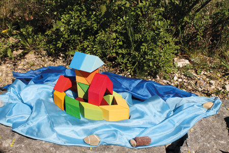 Puzzle Square Indian3