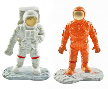Calatoria in spatiu - set figurine