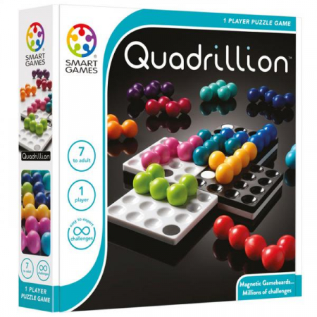 Quadrillion - Joc Educativ Smart Games