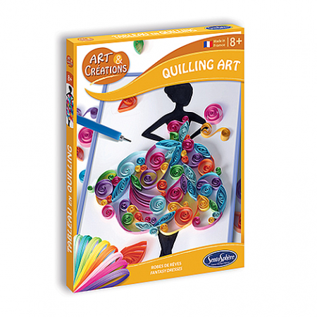 Quilling Art - Rochite de vis
